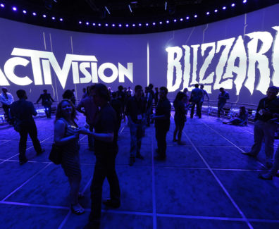 Blizzard Activision