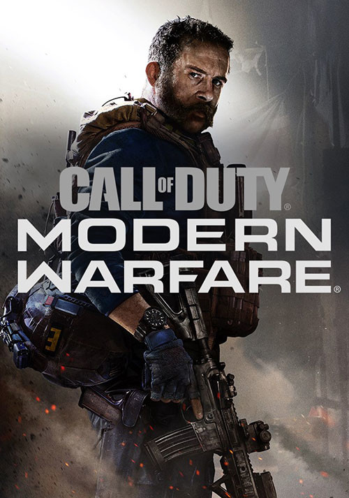 Call of Duty: Modern Warfare Cover