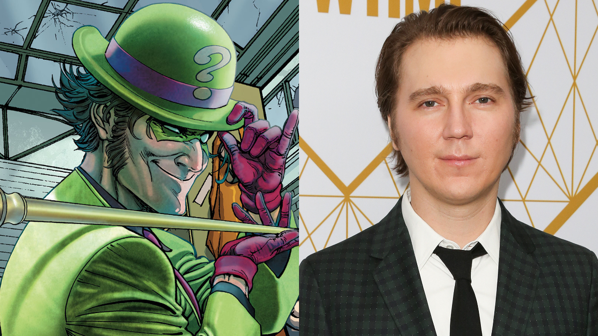 The Batman Movie Casts Paul Dano As Iconic Villain