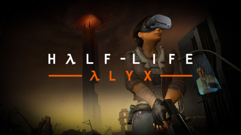 Half-Life: Alyx is Coming in March 2020