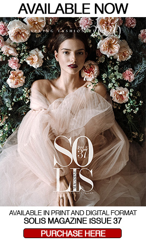 Solis Magazine Issue 37 - Banner AD