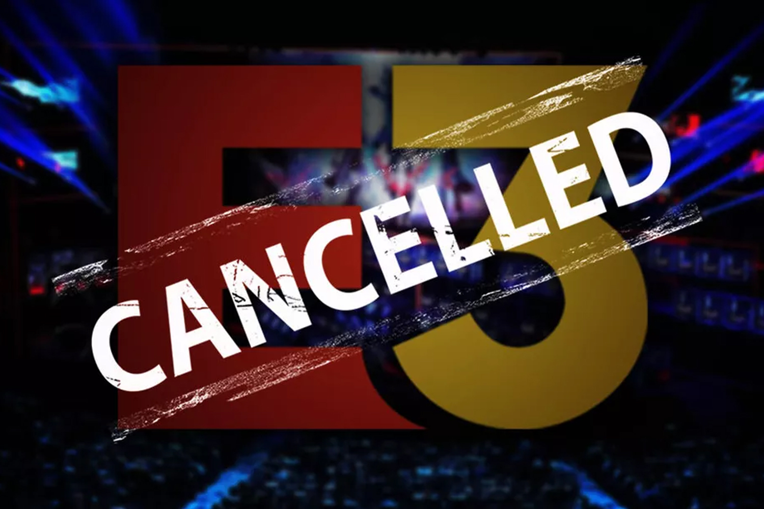 E3 2020 Is Officially Canceled Due To Coronavirus Concerns