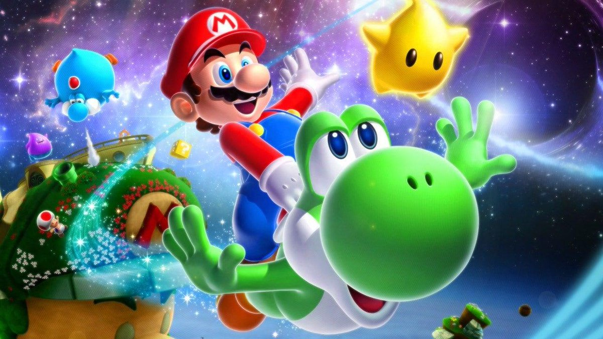 Super Mario 64, Galaxy, And More Reportedly Getting Switch Remasters For Anniversary