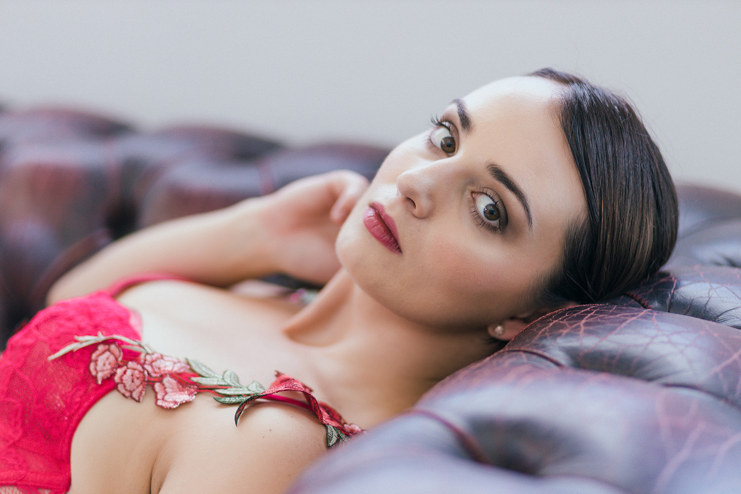 Boudoir Showcase – Fashion Model Emily Miller