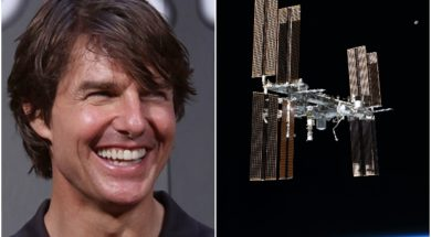 Tom Cruise's Space Movie Will Film Aboard the International Space Station