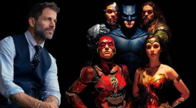 Zack Snyder Announces the Snyder Cut for Justice League in 2021