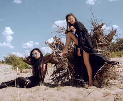 Fashion Editorial – Paradise
