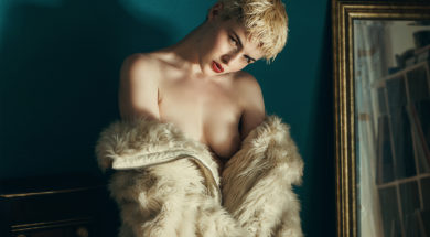 Fashion Editorial – The Boxing Girl