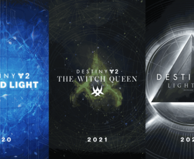 Destiny 2 Beyond Light Expansion Pack