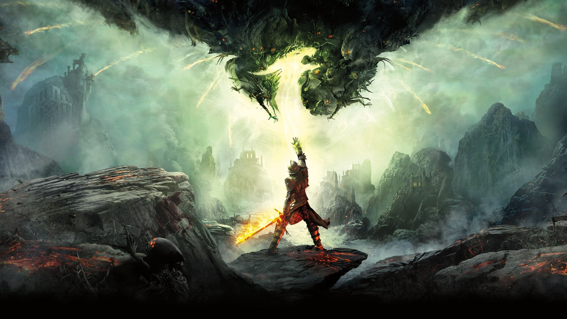 BioWare Confirms New Dragon Age Game Is Still In Development