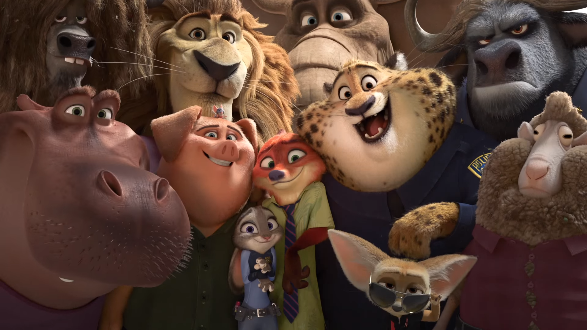 Zootopia Beats Avengers at the Weekend Box Office, What Year Is It Again?
