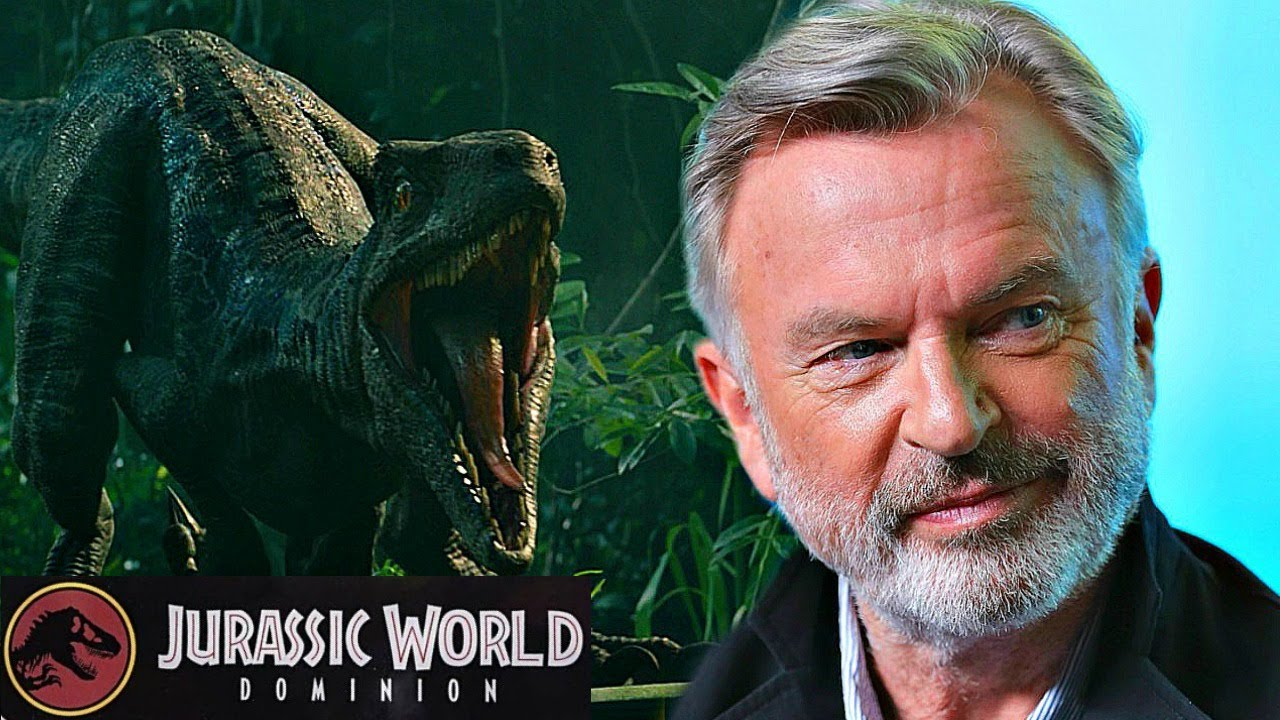 Jurassic World 3: Sam Neill Gears Up To Fight Deadly Dinosaurs Again