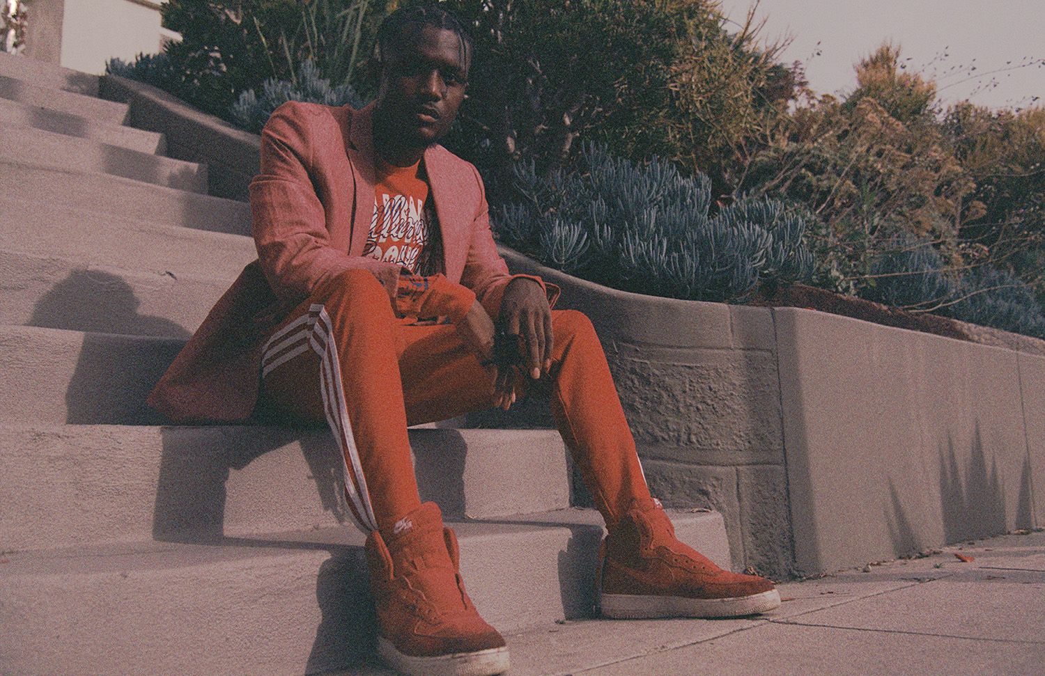Men's Fashion Editorial – In a City of Angels