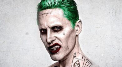 Justice League Is Jared Leto