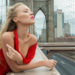 Solis Magazine Fashion Editorial - A Sparkle in big Apple