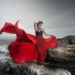 Solis Magazine Photography Showcase - Lady in Red