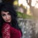 Solis Magazine Photography Showcase - Winter in Red