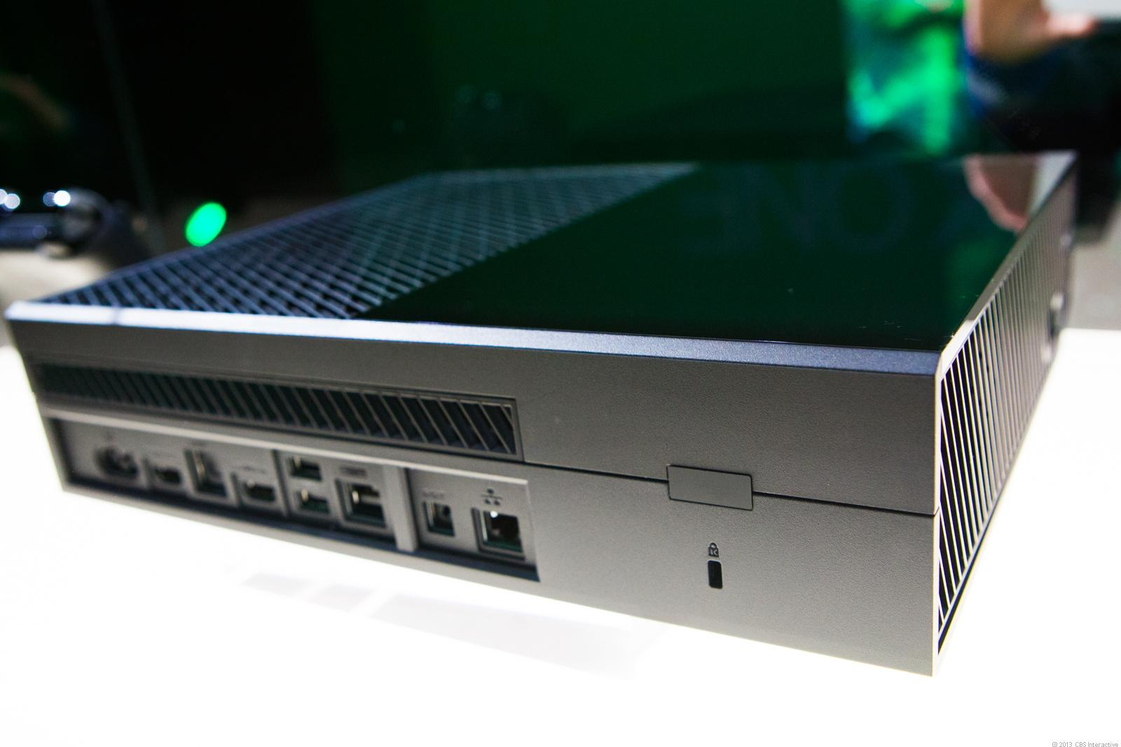 Xbox One is not backwards compatible