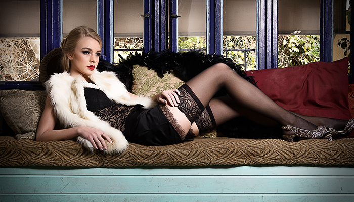 Fashion Editorial: Moulin Rouge
