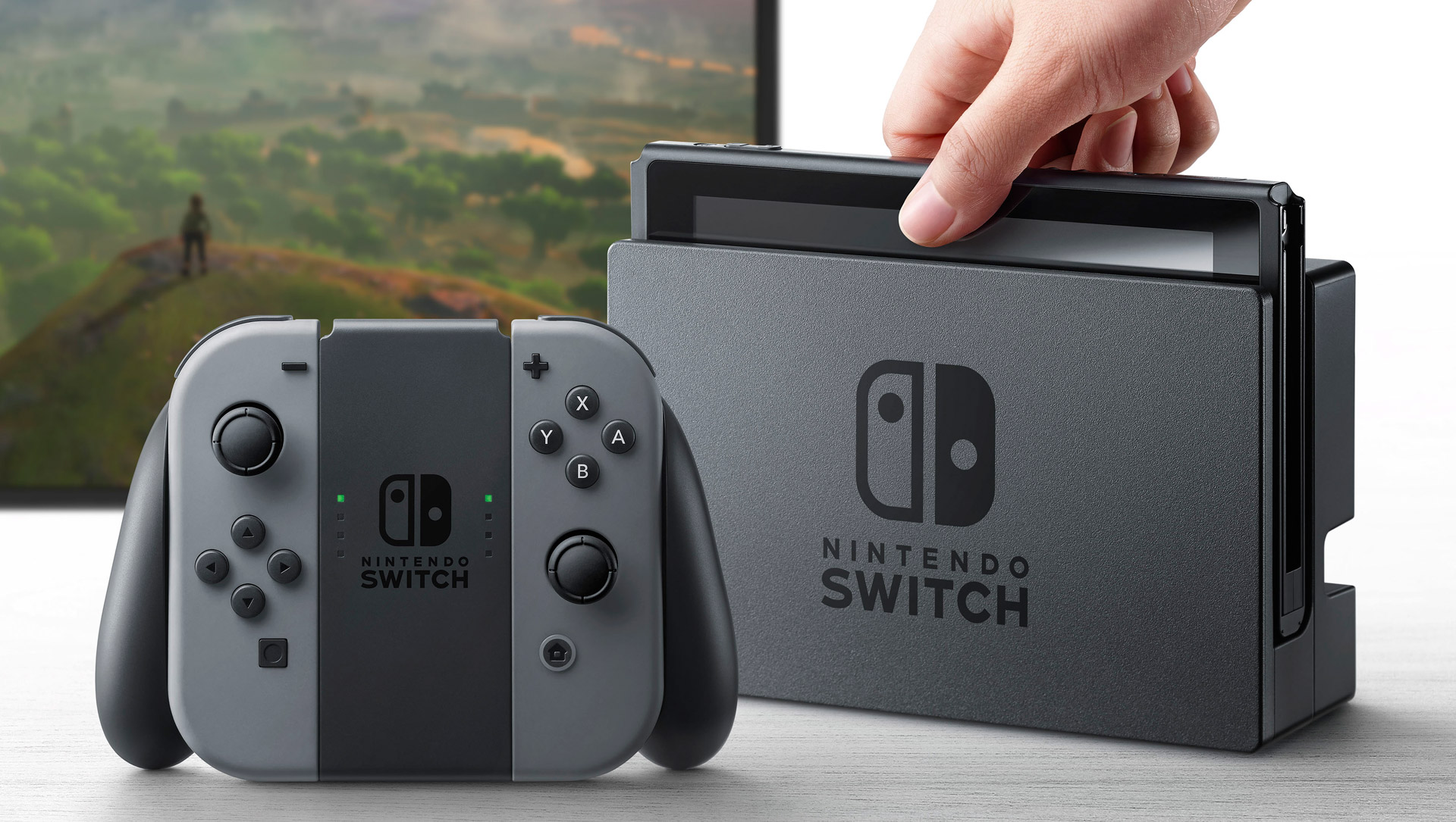 The Nintendo Switch launch lineup is steadily growing in a weird way