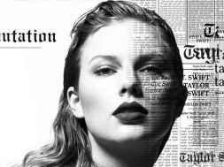 Taylor Swift Announces New Album 'Reputation'