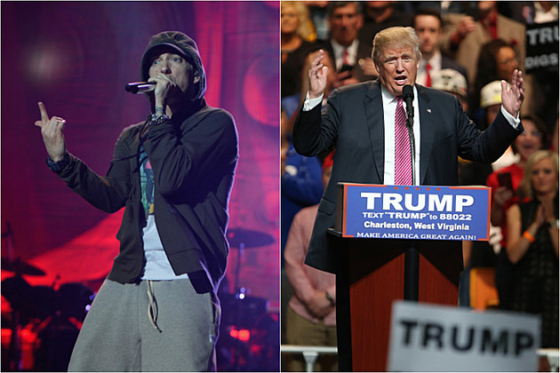 Eminem just killed his Career with the recent anti-Trump freestyle