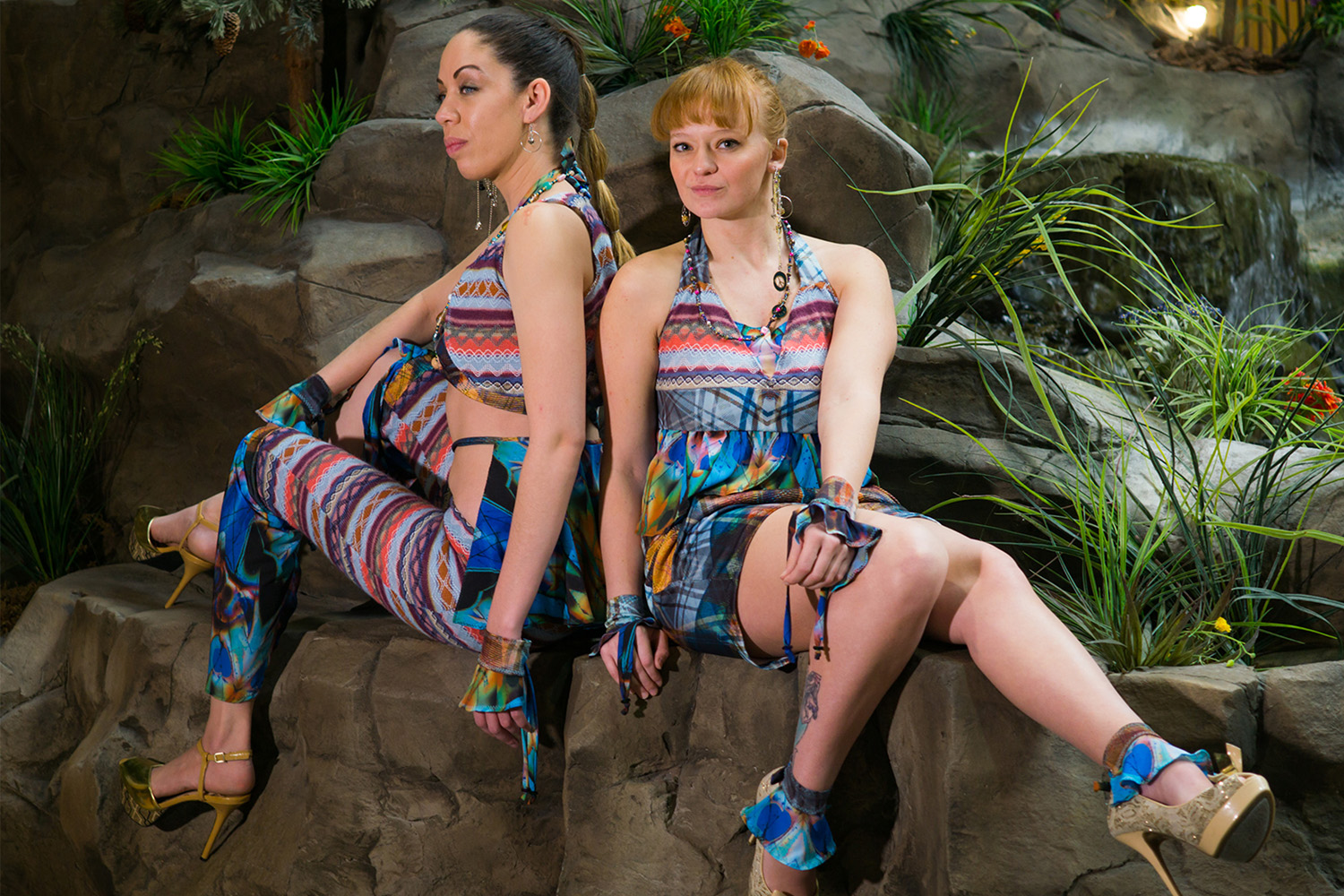 The Victorian Hippie Spring – Summer 2018 Collection