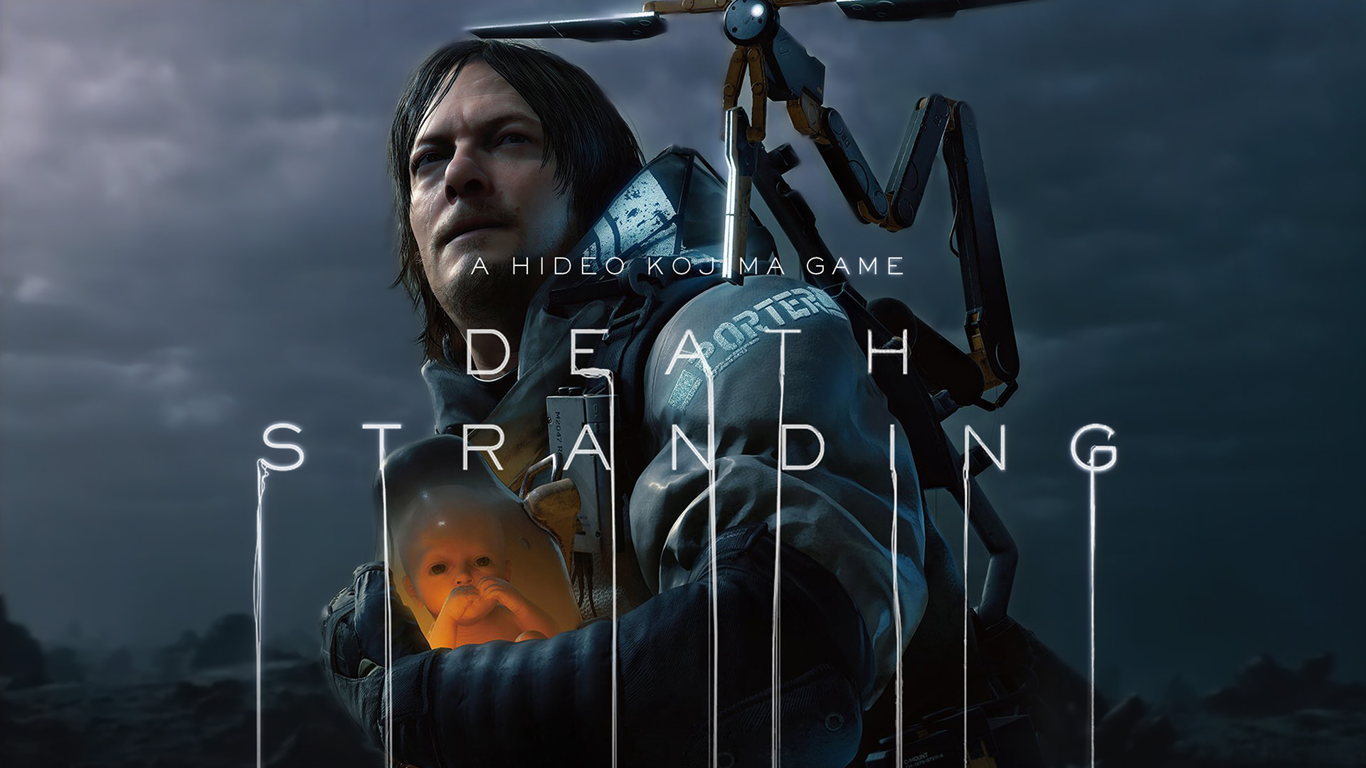 Kojima Teases Death Stranding E3 2018 Reveal With This Cryptic Image
