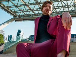 Solis Magazine Men's Editorial – Angles in Perspective