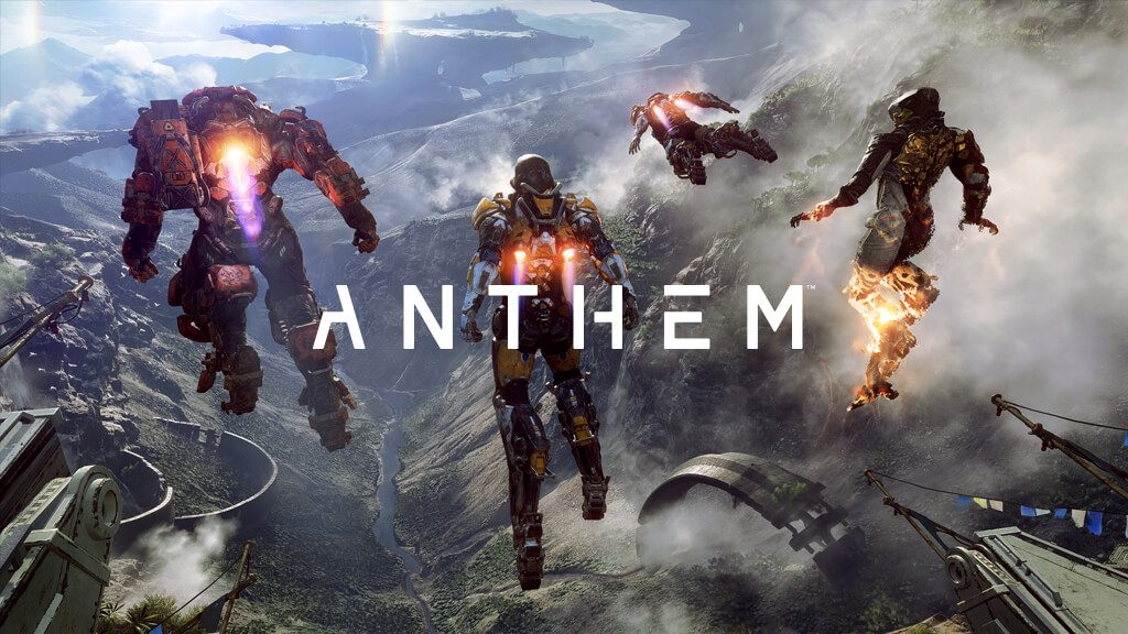 BioWare's Anthem: New Teaser Trailer Coming At E3