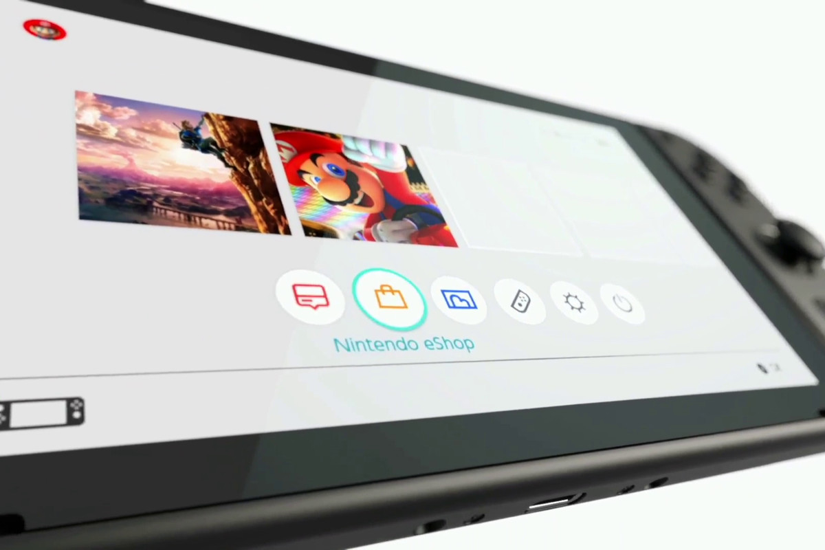 Nintendo Switch's Upcoming Online Service