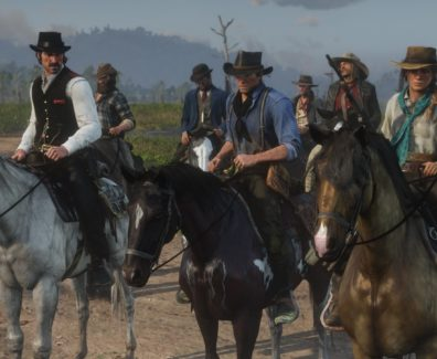 Red Dead Redemption 2 – Official Launch Trailer