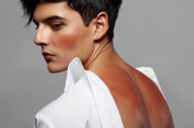 Solis Magazine Men's Editorial – What you are looking at