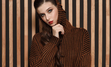 Solis Magazine Fashion Editorial – Winter is coming