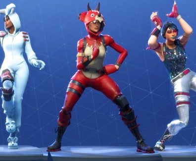 Fortnite Dance Moves
