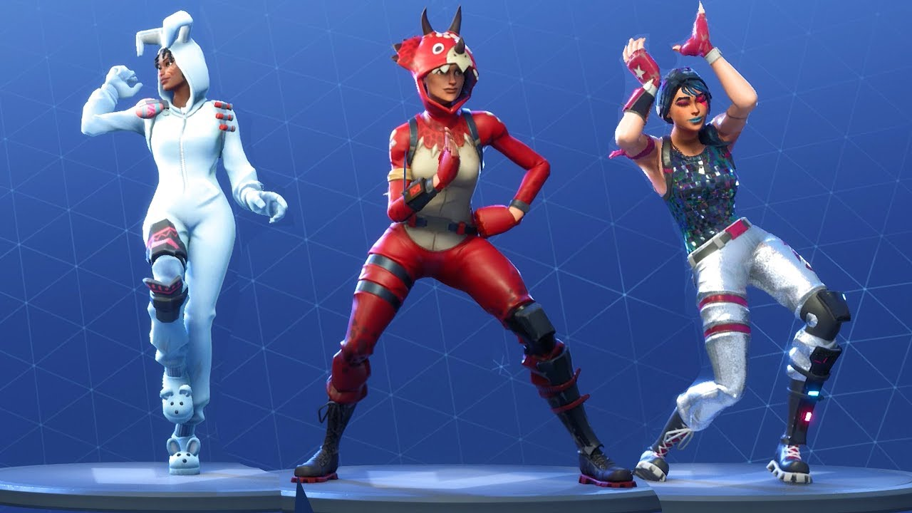 Rappers, YouTubers, and TV Stars Suing Epic Games Over Fortnite's Dance Moves