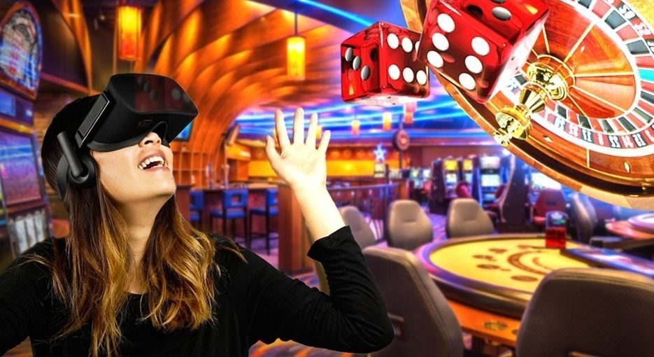 How Virtual Reality Is Impacting Casino Industry?