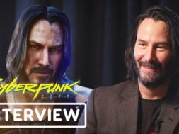 Keanu Reeves Talks About What's Cool in Cyberpunk 2077 – E3 2019