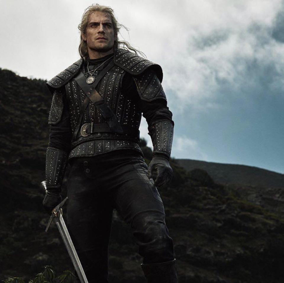 Netflix's Witcher: First-Look At Geralt