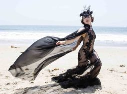 Fashion Editorial – Bewitching Beauty