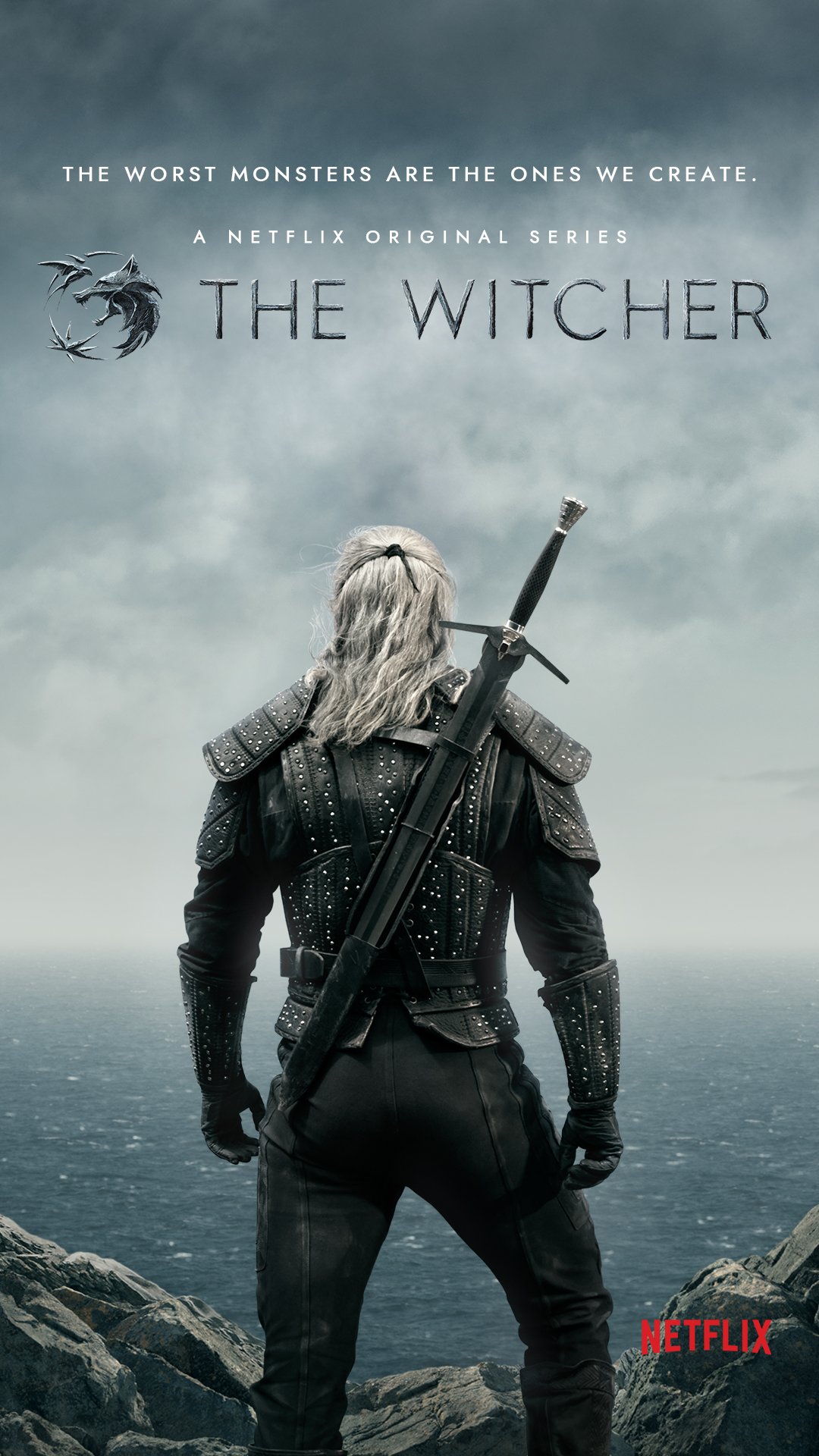 The Witcher Starring Henry Cavil