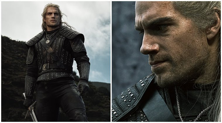 Netflix's Witcher: First-Look At Geralt, Yennefer, And Ciri
