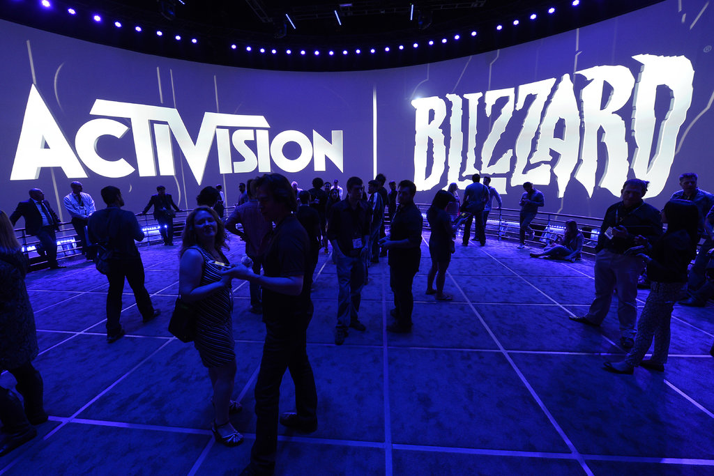 Blizzard Employees Staged a Walkout to Protest Ban of Pro-Hong Kong Gamer