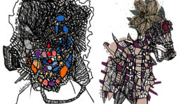 Fashion Illustrations (Postcard Series)