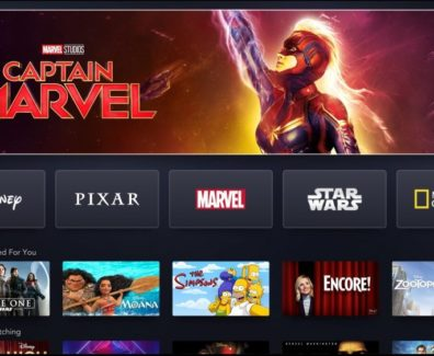 Disney Plus Streaming App