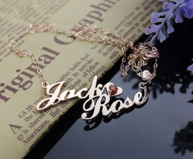 Get Name Necklace