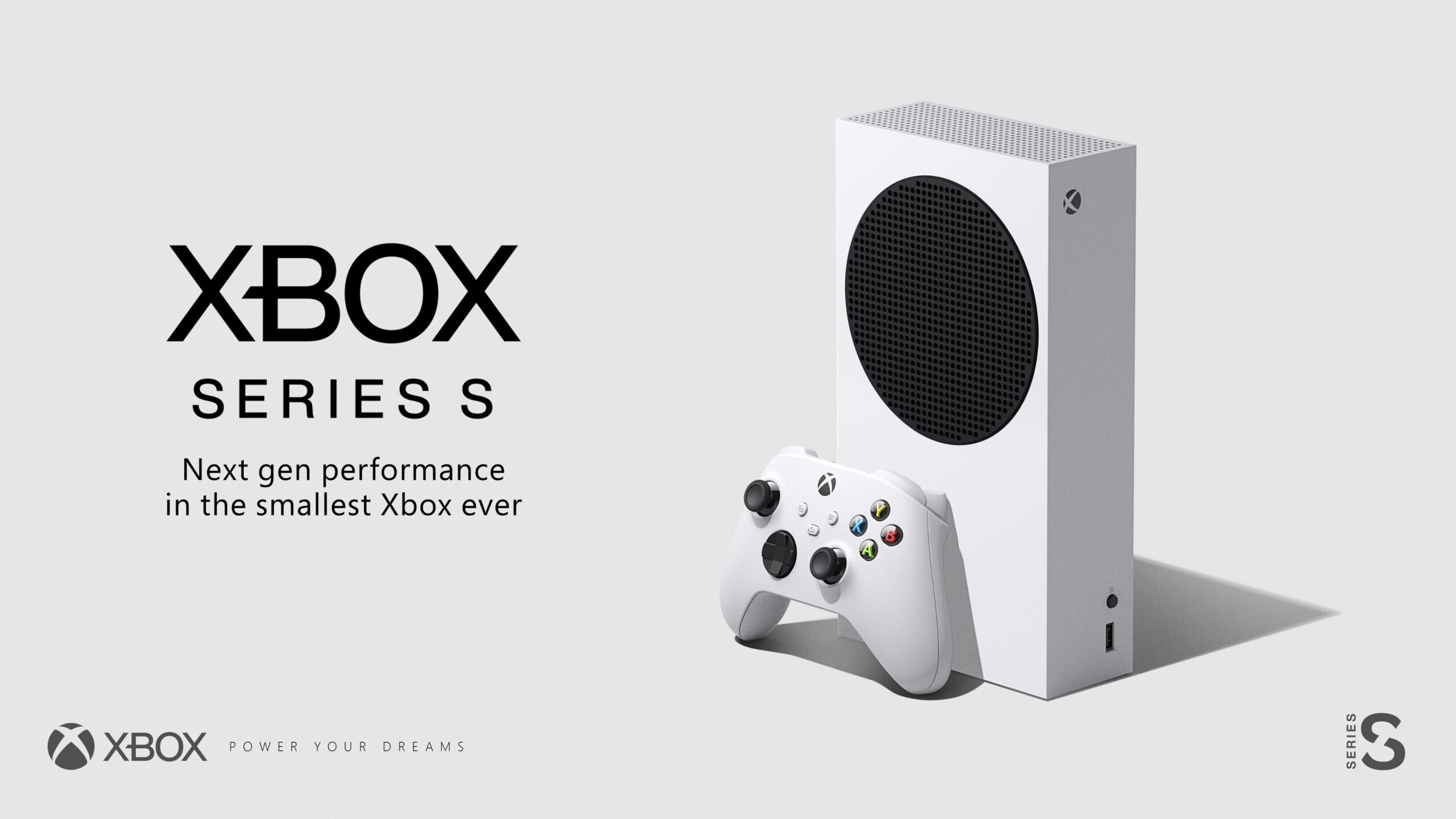 Xbox Series S Revealed As A $299 Next-Gen Console