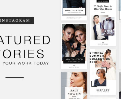Instagram Featured Stories