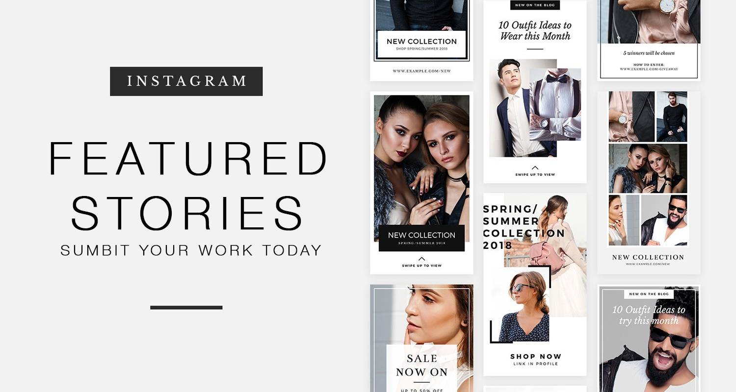 INSTAGRAM FEATURED STORIES PROMOTION 2021