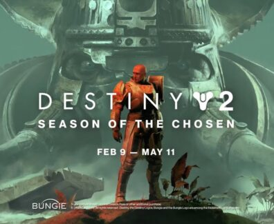 Destiny 2 – Season of the Chosen2